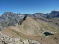 Le lac et la montagne de Cédéra