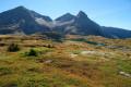 Le lac Fourchu et le Taillefer