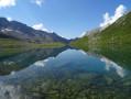 Le Lac Jovet inférieur