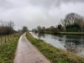 Le long du Canal à Athies