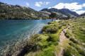 Le long du lac d'Aumar #3