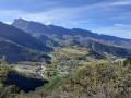 Le massif de Saou et les Trois-Becs à Trélaville