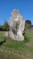Le menhir de Chablé