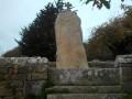 Le Menhir de Saint-Uzec
