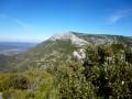 Le Mont Olympe et le Rocher de Onze Heures