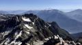 Le Mont Blanc vu du Pic du Frêne