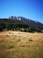 Pied du Mont Outhéran et Pointe de la Cochette