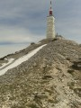 Mont Ventoux by the southern slopes