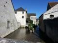 Cours d'eau, moulins et châteaux