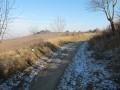 Le moulin presque sous la neige