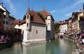 Déambulations dans la vieille ville d'Annecy