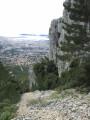 Baou de Quatre Ouro et Croupatier par le chemin des grottes