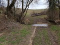 Le passage du ruisseau de Putet