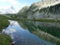Le petit lac de Pétarel