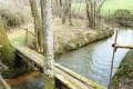 Le petit pont sur le Loing