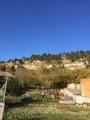 Le plateau calcaire de Jussat