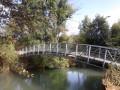 Le pont au confluent du Surmelin et de la Marne