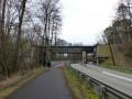 Boucle du canal et de la rigole d'alimentation à Hesse