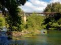 Le pont d'Aille