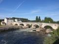 Le pont de Saint Aignan et son écluse