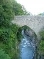 Le Pont Romain au Lauzet Ubaye