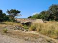 Le pont romain et la chapelle de Romanin