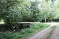 Le pont sur la Belle près du Moulin de Pouzou