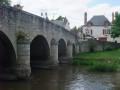 Le pont sur le Cosson