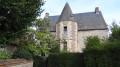 En suivant l'Aquiaulne depuis Saint-Gondon