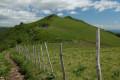 L'Élancèze depuis le Col du Pertus