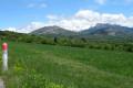 Le Puy de Manse vue de la route de Gap