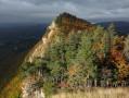 Les sommets du Pinier, du Ranc de Mianoux de la Penne