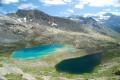 Le refuge du Carro et ses 2 lacs