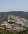 Grottes, gouffre et roc sur les hauteurs de Cabrespine