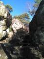 Le rocher Cuvier-chatillon