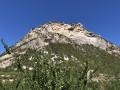 Le rocher de Bramard