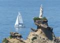 Randonnée sur les bords du littoral de Biarritz