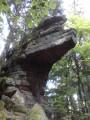 Le rocher pointu