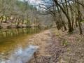 Le ruisseau de Grangent