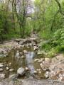 Le ruisseau de la Doucette ...