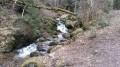 Le ruisseau de St Genès