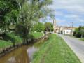 Boucle champêtre entre Saint-Médard-d'Eyrans et Isle-Saint-Georges