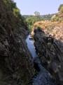 Le saut de la Saule - La Gorge