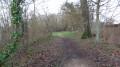 Le sentier de randonnée traverse Boigny sur Bionne