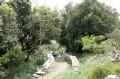 Le sentier du village de Ventajou