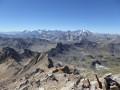 Mont Thabor à partir des Granges de la Vallée Etroite