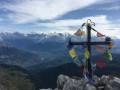 Mont Charvet depuis les Confins