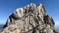 Le sommet des Arêtes du Gerbier