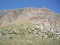 Le sommet du Monte Cofano