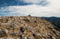 Le Brec d'Utelle depuis La Tour par le Pas Massena